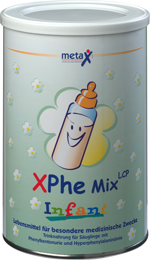 XPhe Infant Mix with LCP