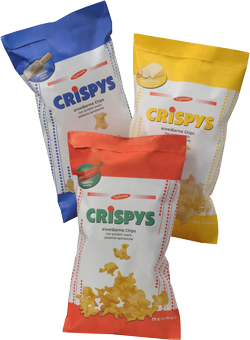 low protein chips
