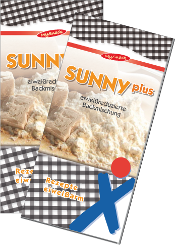 recipes for SUNNY plus